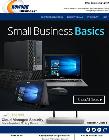 Save on the IT You Need for Your SMB