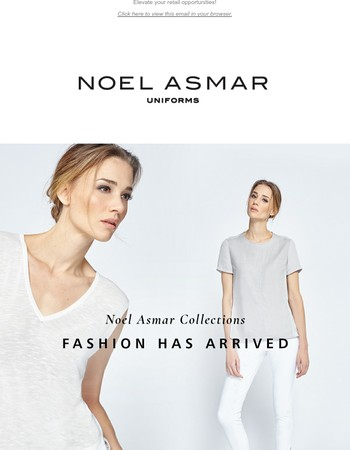 Fashion Has Arrived