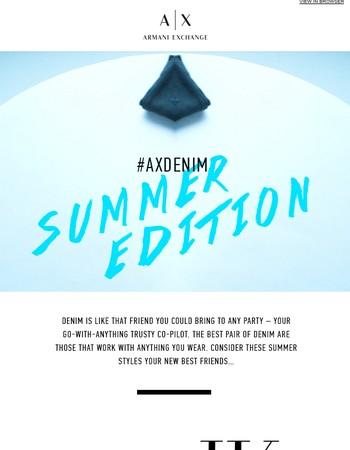 Summer Denim - How to wear it