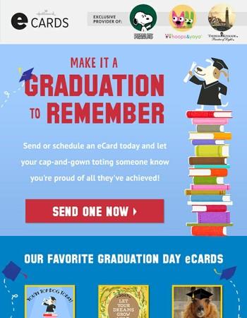 Make It A Graduation To Remember