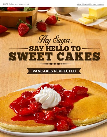 Have you tried our new Sweet Cakes yet?
