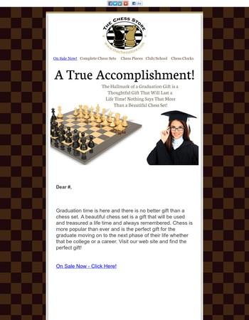 The Best Graduation Gift!