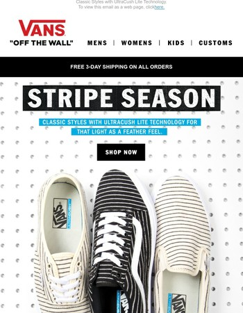 Stripe Season