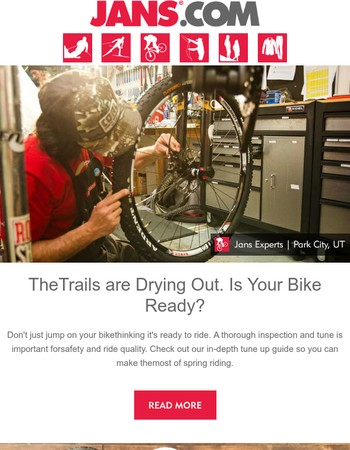 The Trails are Prime, Your Bike Probably Isn't