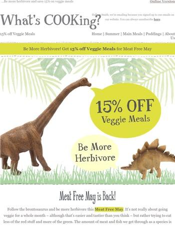 I am a Brontosaurus! HEAR ME ROAR!