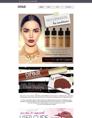 Airbrush Makeup Newsletter