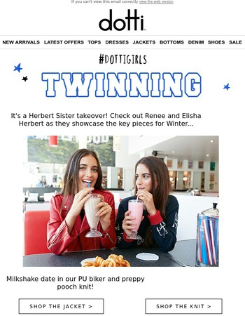 Dottigirls edit with Renee and Elisha Herbert!