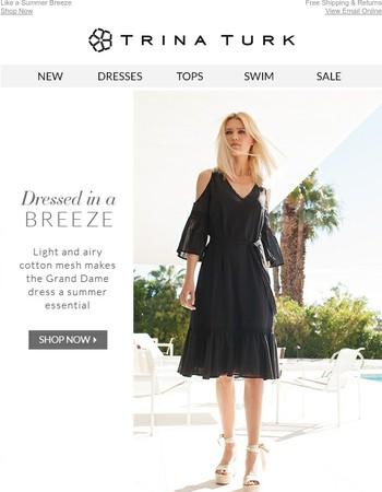 The Grand Dame Dress
