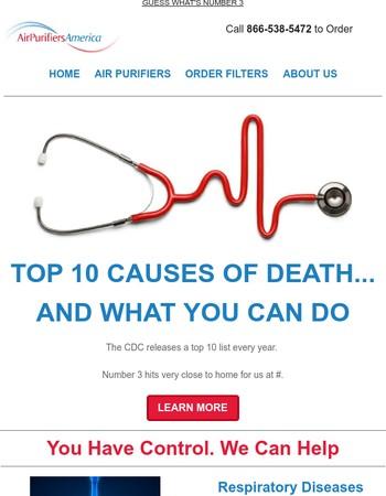 The #3 Killer, COPD