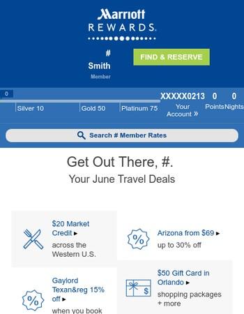 June Travel Deals: Save 15%+ on Hotels