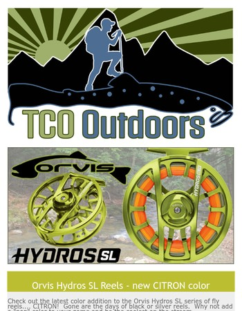 Tulpehocken creek outfitters tco presents yeti limited for Fish usa coupon code