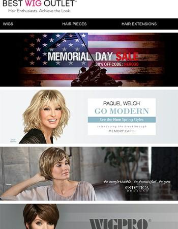 Memorial Day Sale | Entire site 30% Off