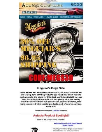 Autopia Car Care Newsletter