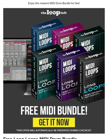 Enjoy this free MIDI Bundle...