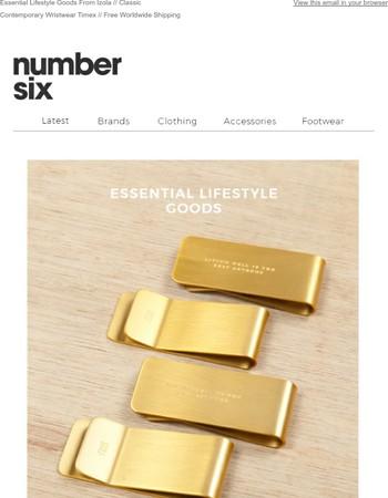 Essential Lifestyle Goods From Izola// Classic ContemporaryWristwear Timex // Free Worldwide Shipping