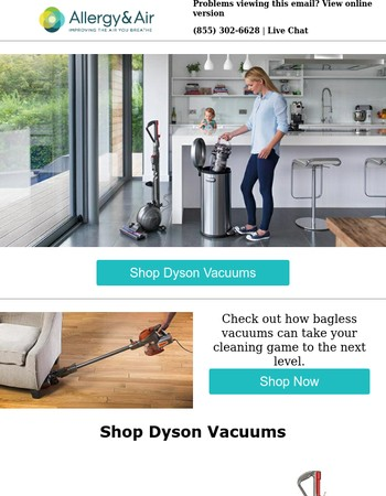 5 Benefits of Bagless Vacuum Cleaners