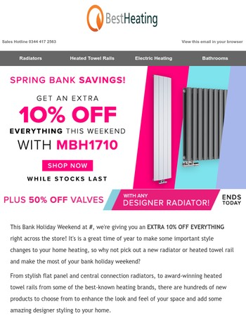BestHeating Spring Sale™...