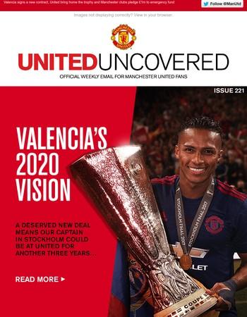 Valencia news, Europa League video and more