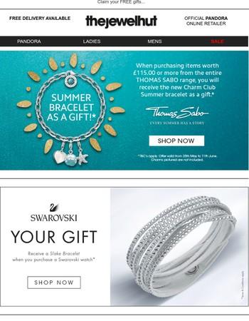 Biggest Bank Holiday Deals | FREE Gift Inside...