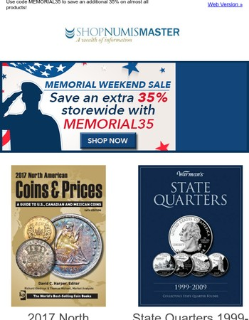 Last Chance For Memorial Day Savings!