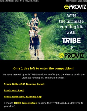 Fuel Your Training with TRIBE
