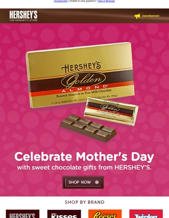 Hurry - Mother's Day is May 14th!