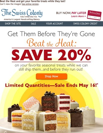 Save 20% - Limited Time