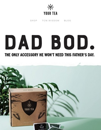 The Remedy For Dad Bod