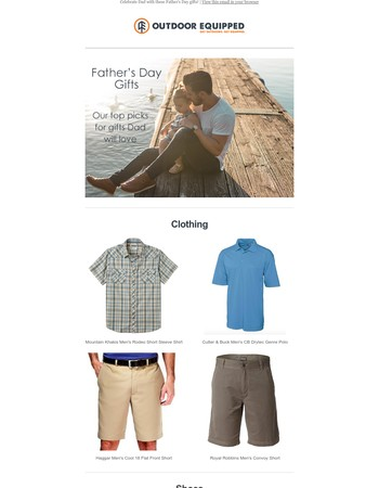 Top Picks for Father's Day Gifts!