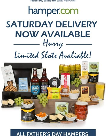 Gifts For Hard To Buy For Dad's - Plus Free Delivery This Father's Day Weekend!