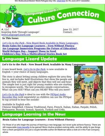 New Bilingual Book Helps Children Explore Their World