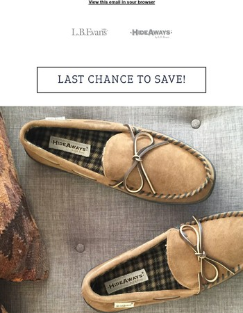 LAST CHANCE - Get Dad something he'll LOVE!