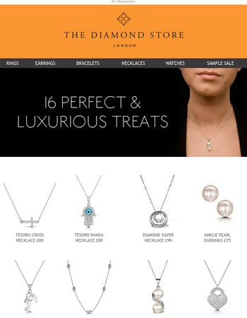 16 Perfect & Luxurious Treats