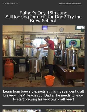 Father's Day 18th June! Last minute Gift Idea
