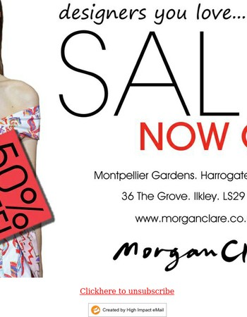Sale Now On! Shop Designers You Love...