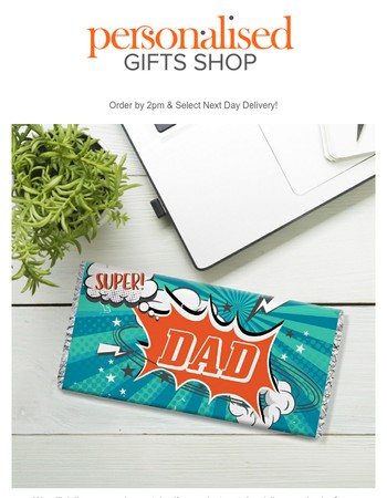 Last Minute Father's Day Gifts... There's is Still Time!