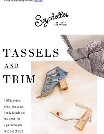 Tassels & Trim