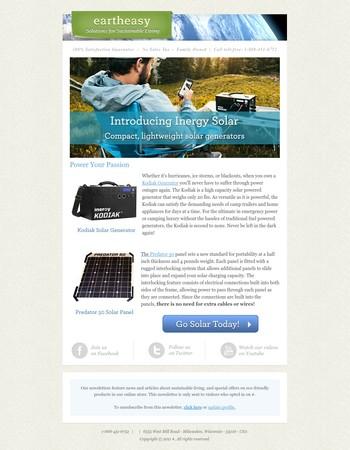 Introducing Inergy Solar!