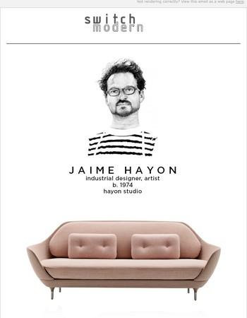 Hello, Jaime Hayon