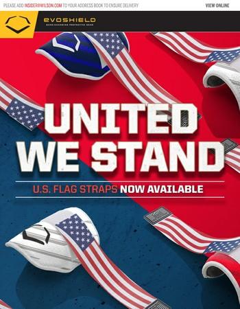 Rep the Stars & Stripes. Shop USA flag straps!