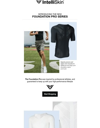 The All-New Stealthwear - Foundation Pro Series