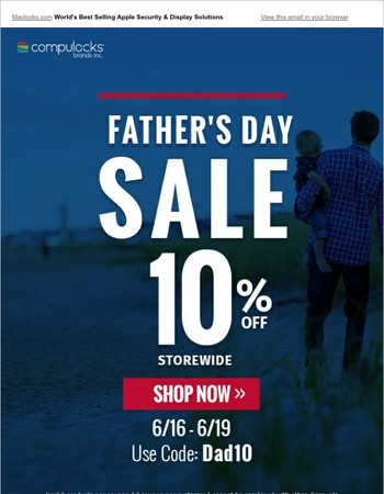 Last day to enjoy 10% off!