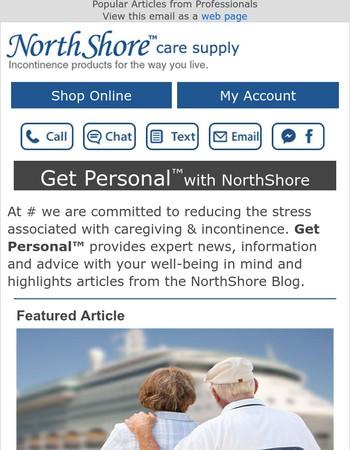 ❀Get Personal™ NorthShore Blog Newsletter❀