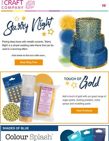 HOT CAKE TREND - Starry Night Surprise