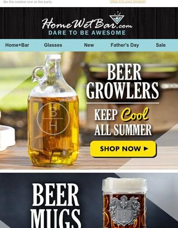 Bring Beer for Everyone
