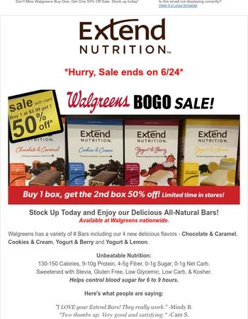 Last Chance: Walgreens BOGO Sale Ending Soon!
