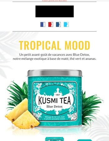 Kusmi tea Newsletter