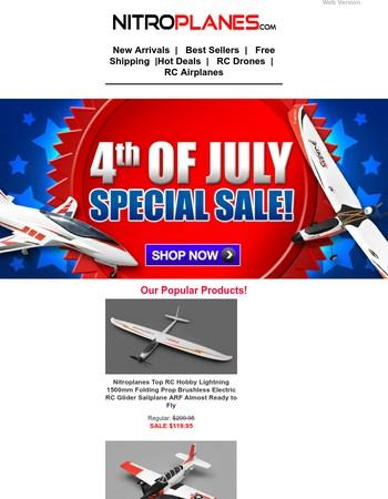 Nitro Planes Newsletter