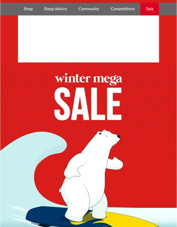 Winter Mega SALE  - Specials From $6