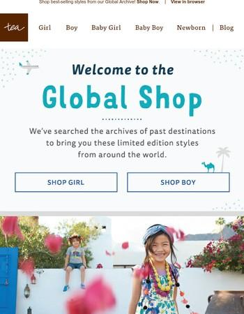Customer Favorites from Around the World...